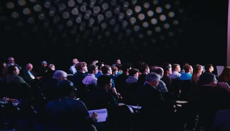 Events and Conferences - Clients for Digital Agency