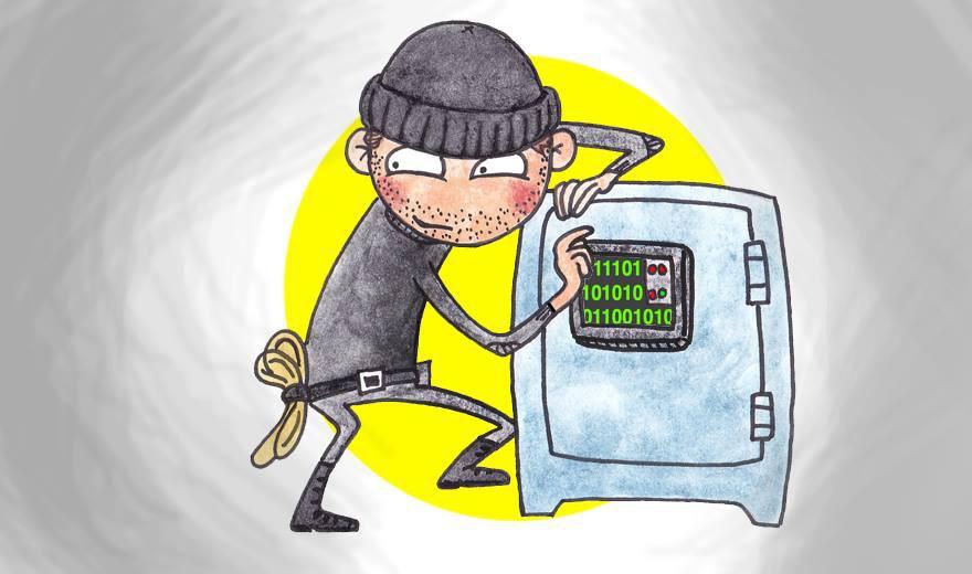 Account theft