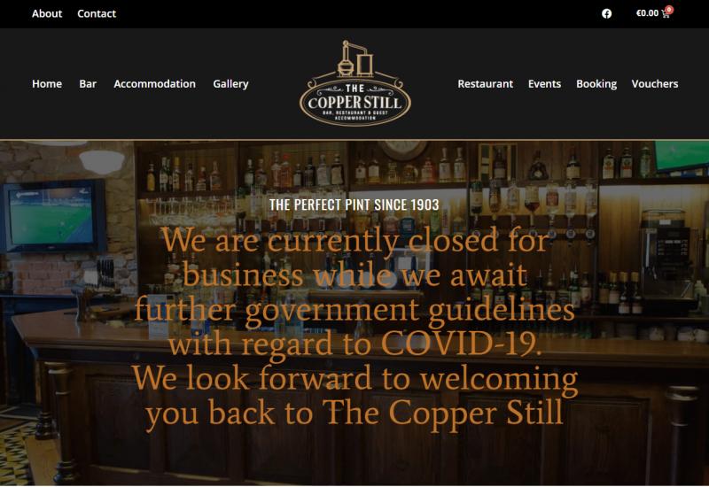 copperstillbar